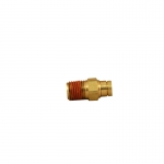 1/4 NPT Male Connector Brass