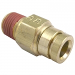 1/8 NPT Male Connector Brass